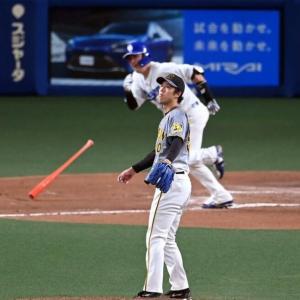 阪神先発の青柳が6回8安打2失点で降板 援護なく11勝目はお預け