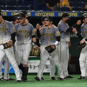 阪神・中野のビッグプレーに「バウンドを合わすのもなかなか難しい」矢野監督称賛