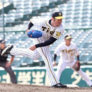 【速報】阪神岩田稔が来季構想外 1型糖尿病と闘いながら生え抜き16年間で60勝