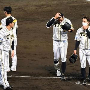阪神・佐藤輝明 屈辱記録も目前に 野手最長53打席無安打で上には黒田ら投手3人だけ