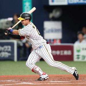 阪神・木浪3安打2打点 4試合連続マルチに矢野監督「状態がいいのは間違いない。いい悩みが増える」