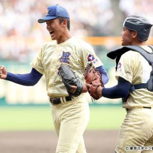 阪神・谷本球団本部長が準V奥川を称賛「評価は極めて高い」