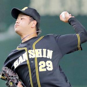 【阪神】高橋遥人 6試合ぶり白星へ一発警戒「低めでゴロを」