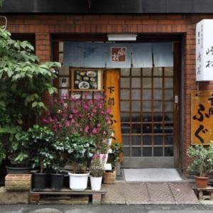 伊藤博文、井上馨、永井荷風などなど…歴史上の重鎮が通ったお店。ランチはお手頃ですよ。