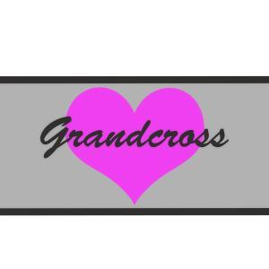 The playlist Grandcross on Apple Music