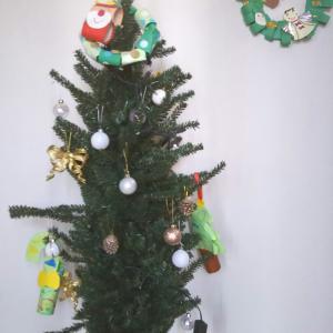 18【日常】クリスマスツリー、はじめました。