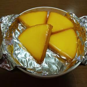 スモークチーズ作ってみました♪