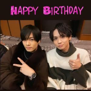 壱馬HAPPY BIRTHDAY!