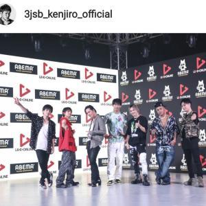 三代目JSB LIVE×ONLINE 3