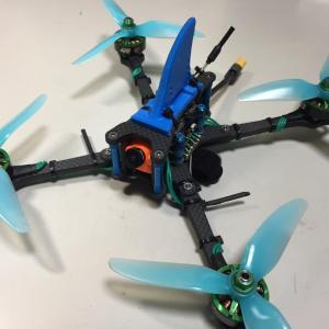 AstroX True XS Narrow X Type フライトテスト