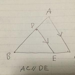 数学の証明問題を英語で書くとちょっとカッコよく見える気がすること