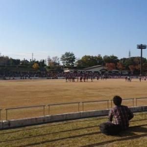 愛知県高校ラグビー決勝戦