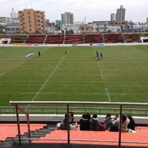 愛知県中学生ラグビー新人戦