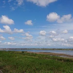 矢作川河口渡り