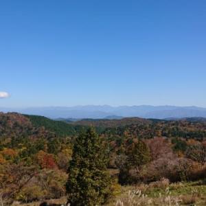 紅葉茶臼山