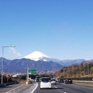 雪だ!~山中湖宿泊記①~