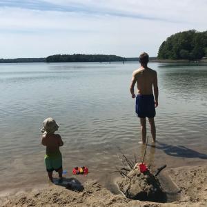 水が美しすぎる湖「Stechlinsee」inブランデンブルク