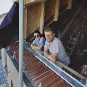 屋根窓ドーマー