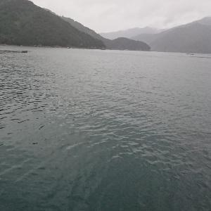 雨風強し! 南伊勢で筏釣行(本戦)