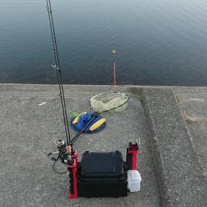 北方マス釣り場  再びスプーンメインのつもりで...