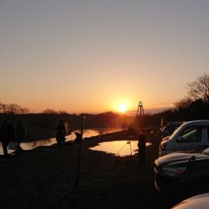 北方マス釣り場 天候も良かったが期待したほどでは