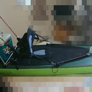 SUPの釣り艤装を考えます  ~Goture(ゴチュール)SUP~