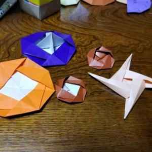魔法の折り紙あそび 新サッカーボール⚽