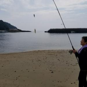 昨日の釣果