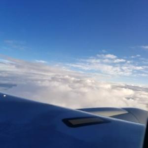 雲の上は晴れ