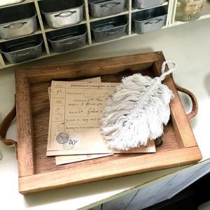 マクラメフェザーを作ってみた! 綿ロープ バージョン