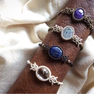 <NEW> macrame design bracelet.