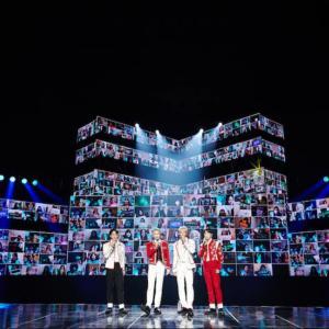 雑記 「Beyond LIVE - SHINee : SHINee WORLD」の感想