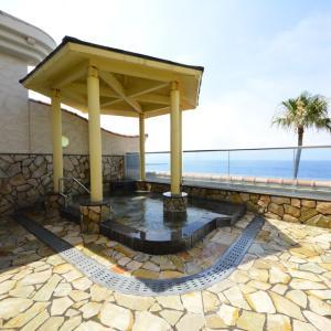 超お勧めの温泉、日置川温泉渚の湯はつるぬるすべすべ(リヴァージュ・スパひきがわ)