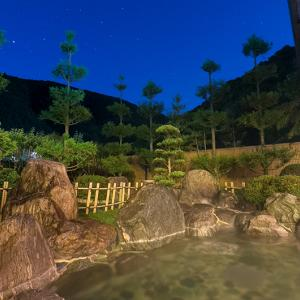 山口県屈指のPH値10.0を誇る温泉、一の俣温泉観光ホテル