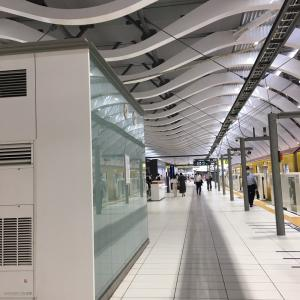 銀座線の渋谷駅