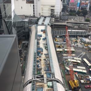 渋谷の銀座線