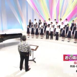 吹奏楽と合唱のコンクールの予選会