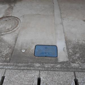 量水器BOXの交換・・・千葉市