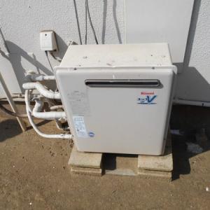 給湯器の交換・・・千葉市