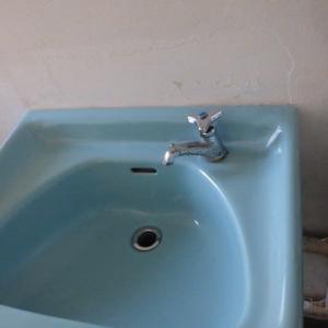ちょっとおかしな立水栓の取り付け・・・千葉市