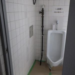 水道の私設メーターの取付工事・・・千葉市