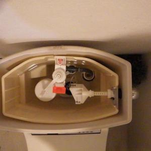 トイレの修理・・・千葉市