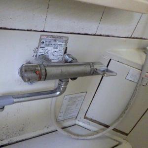 浴室水栓の交換・・・千葉市