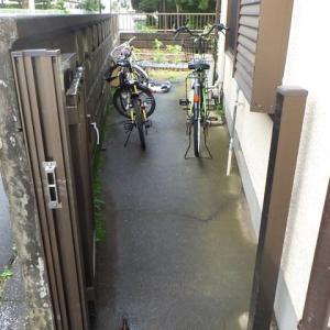 コンクリートでの漏水修理