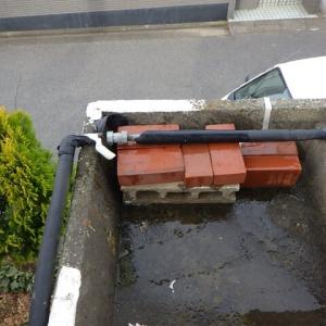 パイプが抜けて水漏れ・・・千葉市