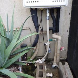 給湯管の漏水修理・・・千葉市