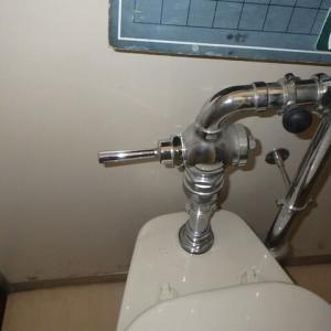 フラッシュバルブ用ハンドル部の交換・・・千葉県某高校