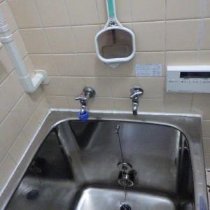 浴室2ハンドル混合水栓の交換・・・千葉市