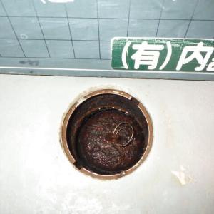 浴室の排水が流れない・・・千葉市
