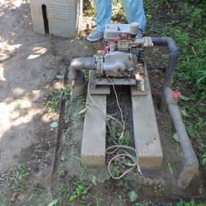 井戸ポンプのジェットまで交換しちゃいました・・・千葉市